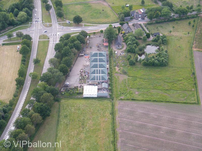 Ballonvaart naar Boxtel