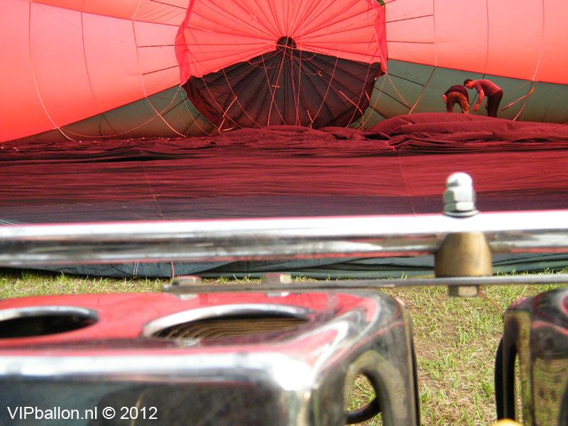 Autotron Rosmalen vanuit de luchtballon