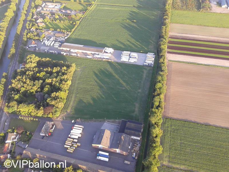 Ballonvaart van Helmond naar Weert
