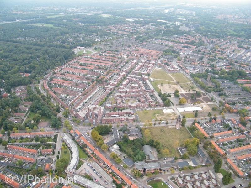 Exclusieve ballonvaart van Eindhoven naar Budel