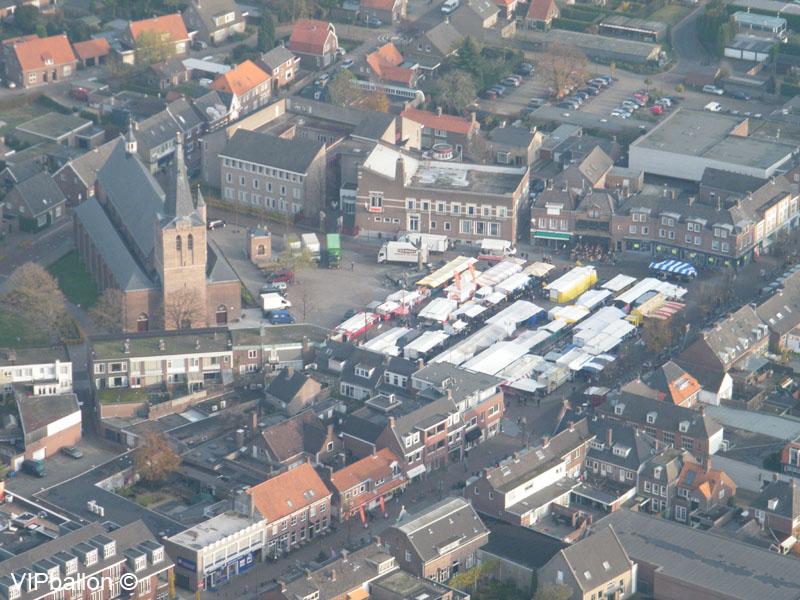 Herfst ballonvaart Schijndel Den Bosch