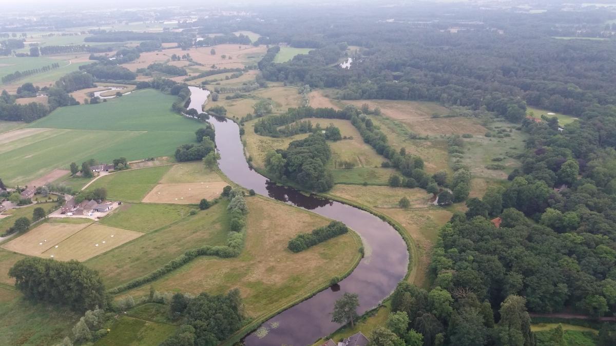 Ballonvaart vanuit Den Bosch via Gemonde naar Boxtel