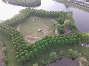 Ballonvaren Den Bosch Pettelaar naar Vorstenbosch
