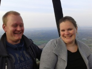 ballonvaart van Moergestel- Rijen