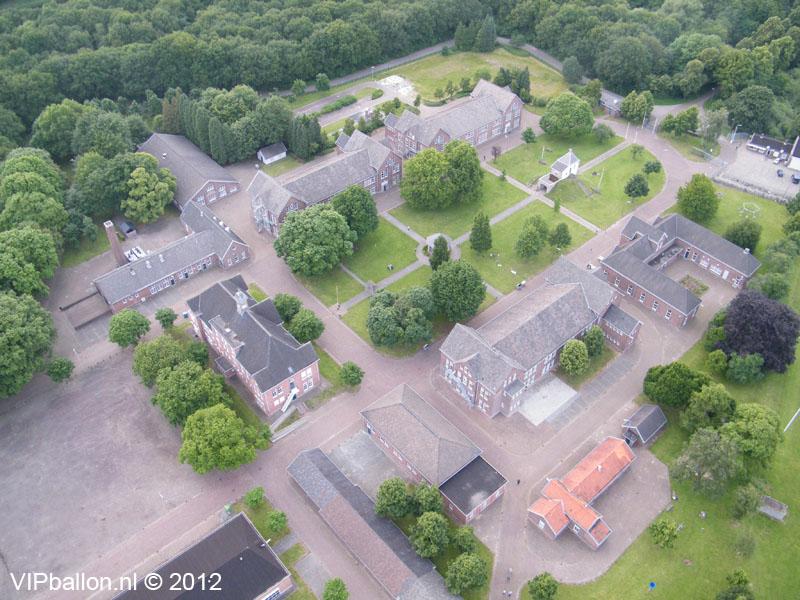 Pettellaar Den Bosch ballonvaart naar Oud-Heusden
