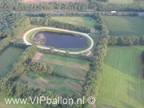 Eindhoven ballooning ballonvlucht