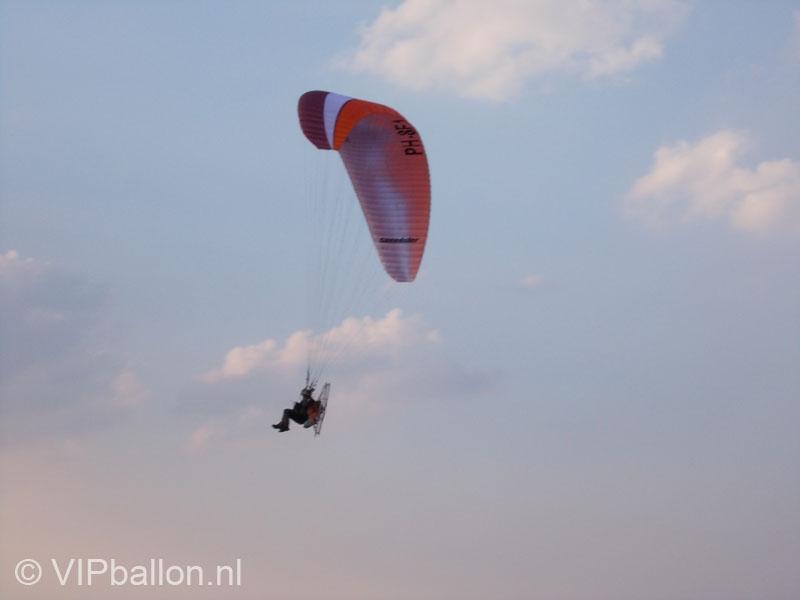 Ballonvaart als bedrijfsuitje