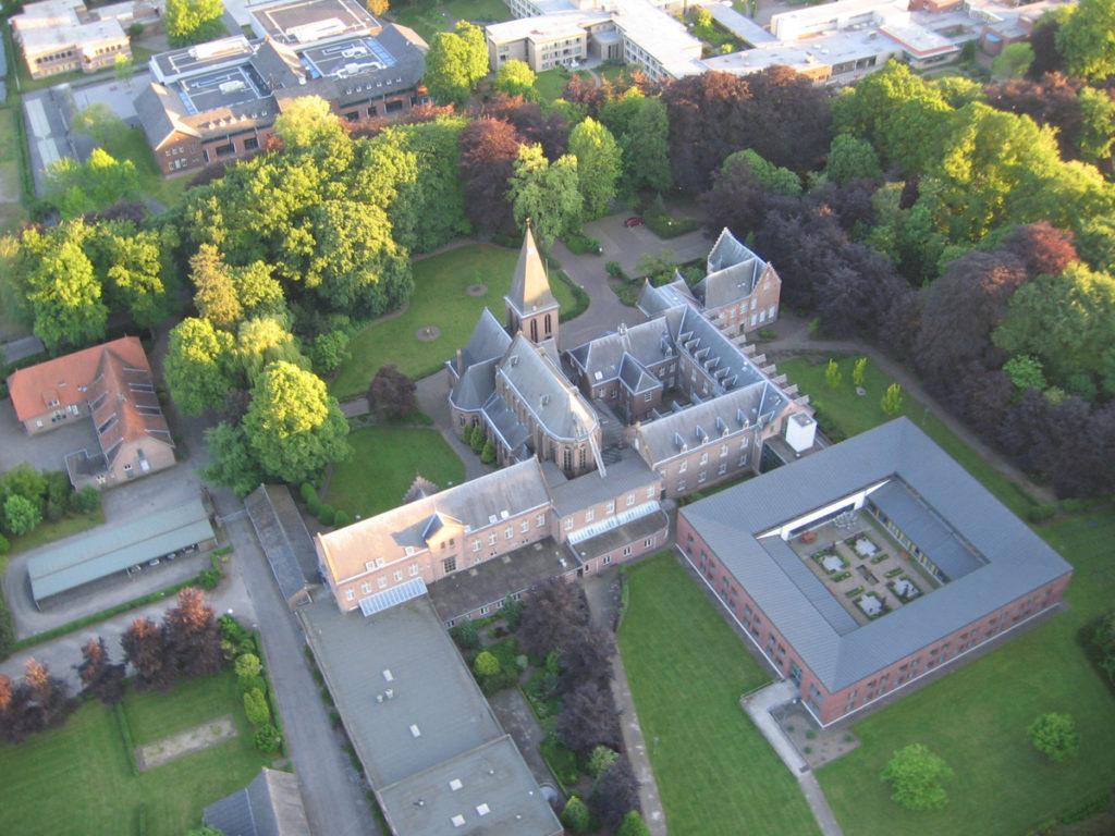 klooster van Heeswijk de Abdij van Berne