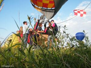 Ballonvaart in Oss