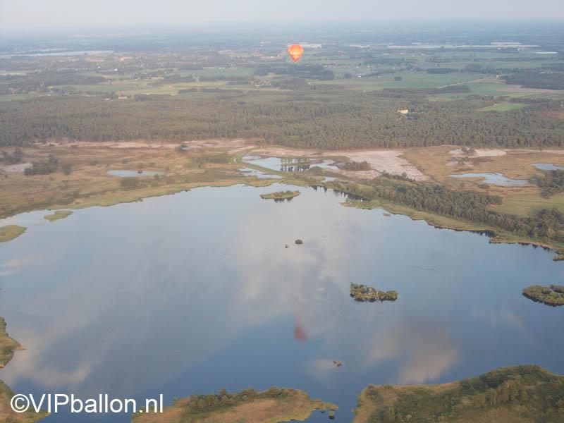 De Strabrechtse Heide tussen Geldrop en Someren