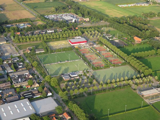 sportpark Rooiseheide Schijndel