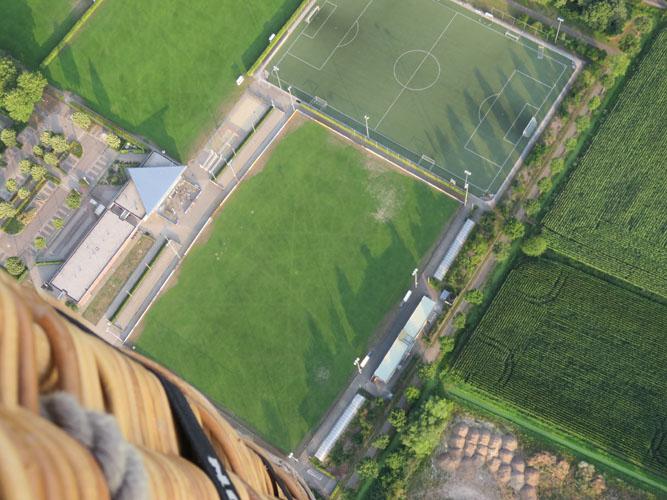 Voetbalclub Schijndel hoofdveld