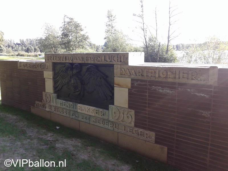monument henri bakker den bosch pettelaar