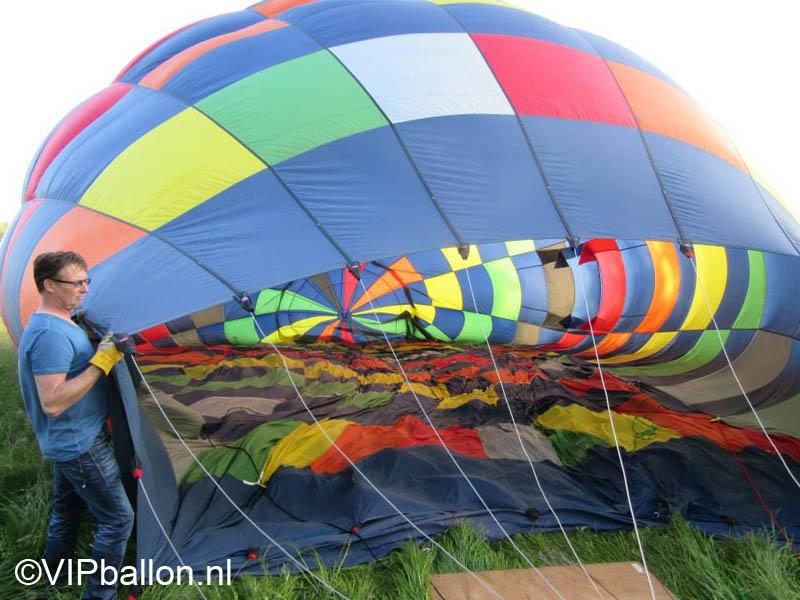 Prive ballonvaart Heesch